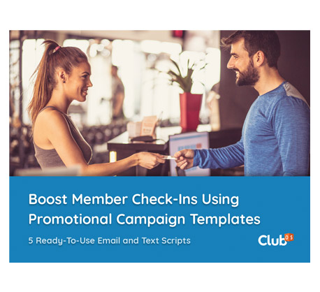 Boost Member Check-Ins Using Promotional Campaign Templates