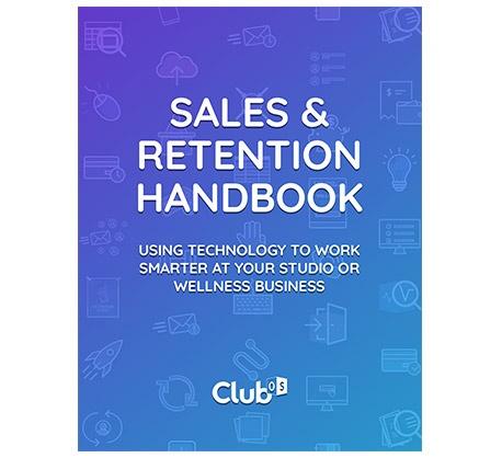 Sales & Retention Handbook for Studios